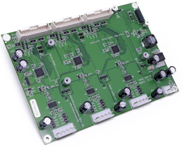 3 Axis Motion Controller